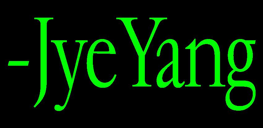 Jye Yang